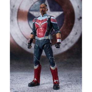 Figura Falcon - The Falcon and the Winter Soldier Marvel 15cm