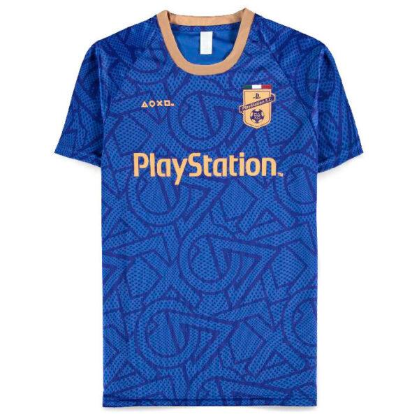 Camiseta Italy EU2021 Esports PlayStation