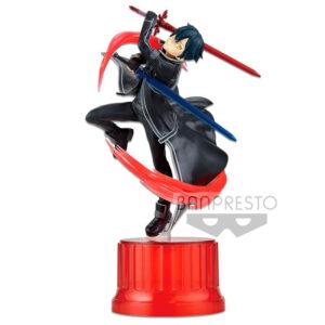 Figura Integral Factor Espresto Extra Motions Kirito Alicization ver. Sword Art Online 23cm