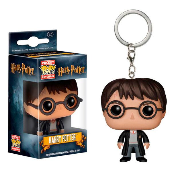 Llavero Pocket POP Harry Potter